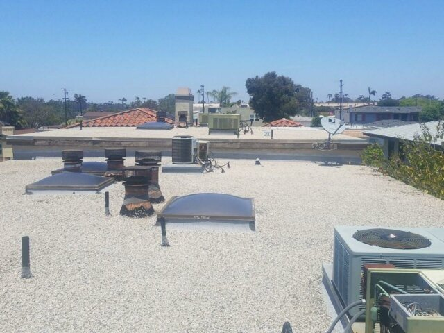 Commercial roofing contractor san diego
